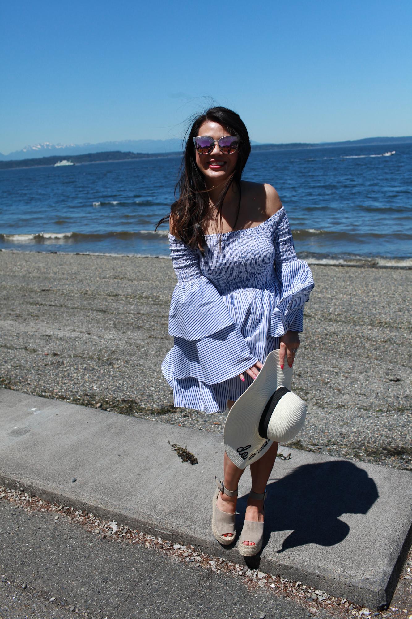 the cutest summer dress