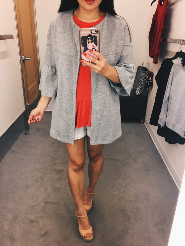 Nordstrom Fall Sale - bell sleeve cardigan
