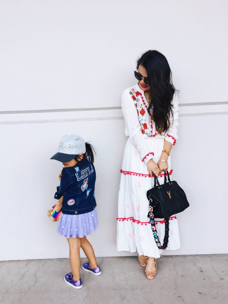 Mommy and me outfit ideas