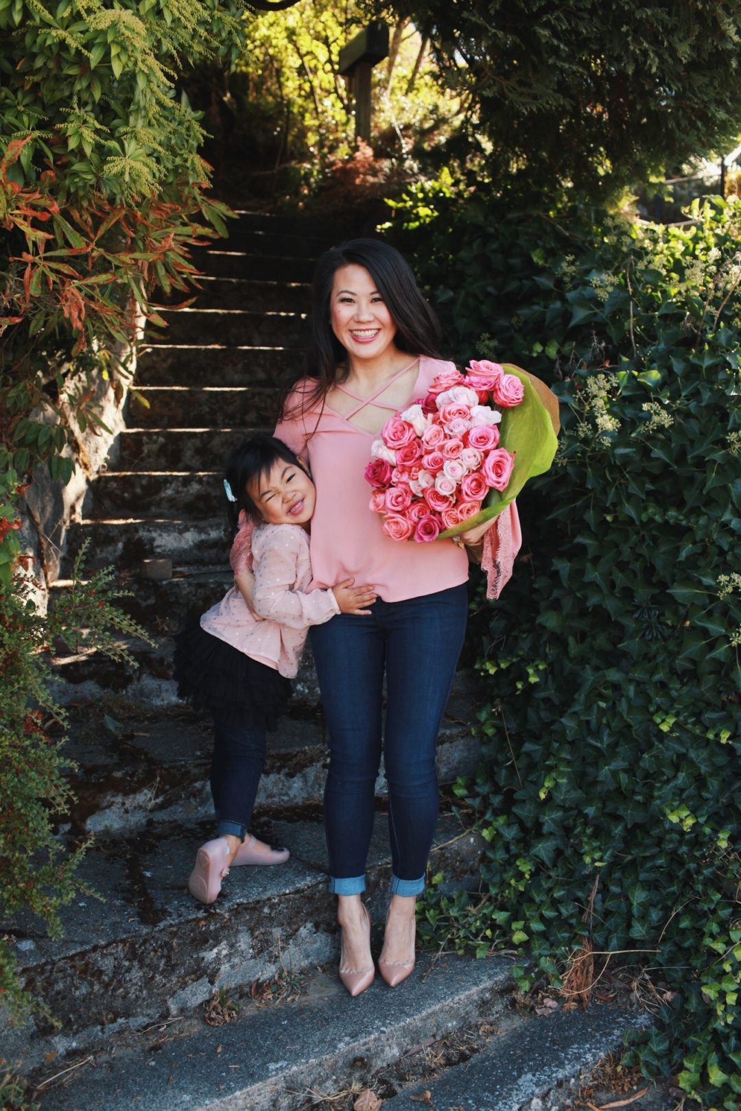 4287a960f9 Stylish Outfit ideas for Mommy Daughter