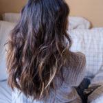 Step-by-Step Glam Wavy Hair Tutorial