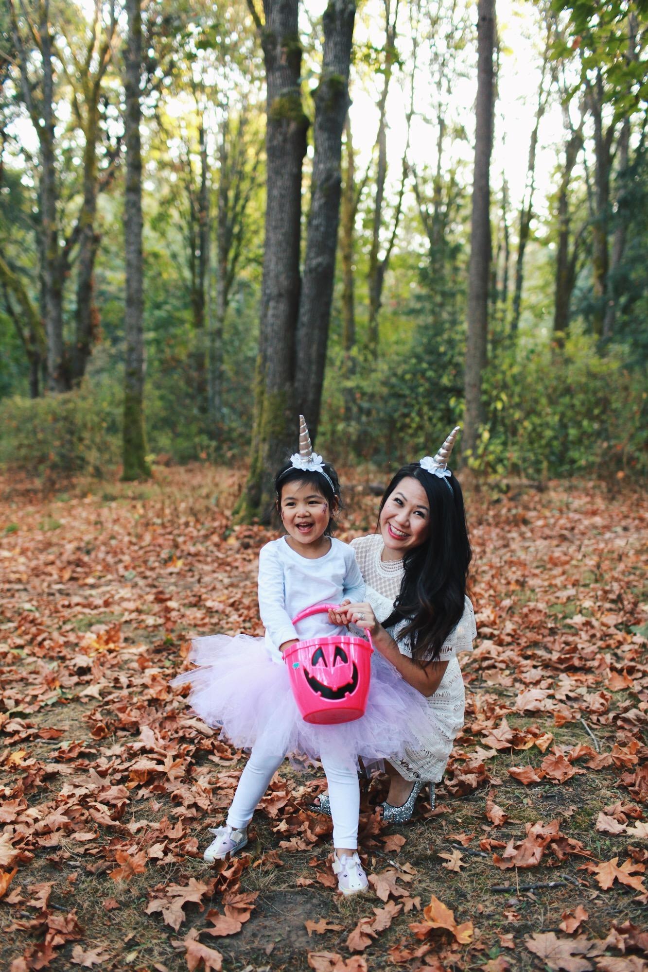 Diy Unicorn Costume Tutu Halloween Costumes For Mom And