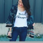 10 ways to style: T-shirt & Jeans