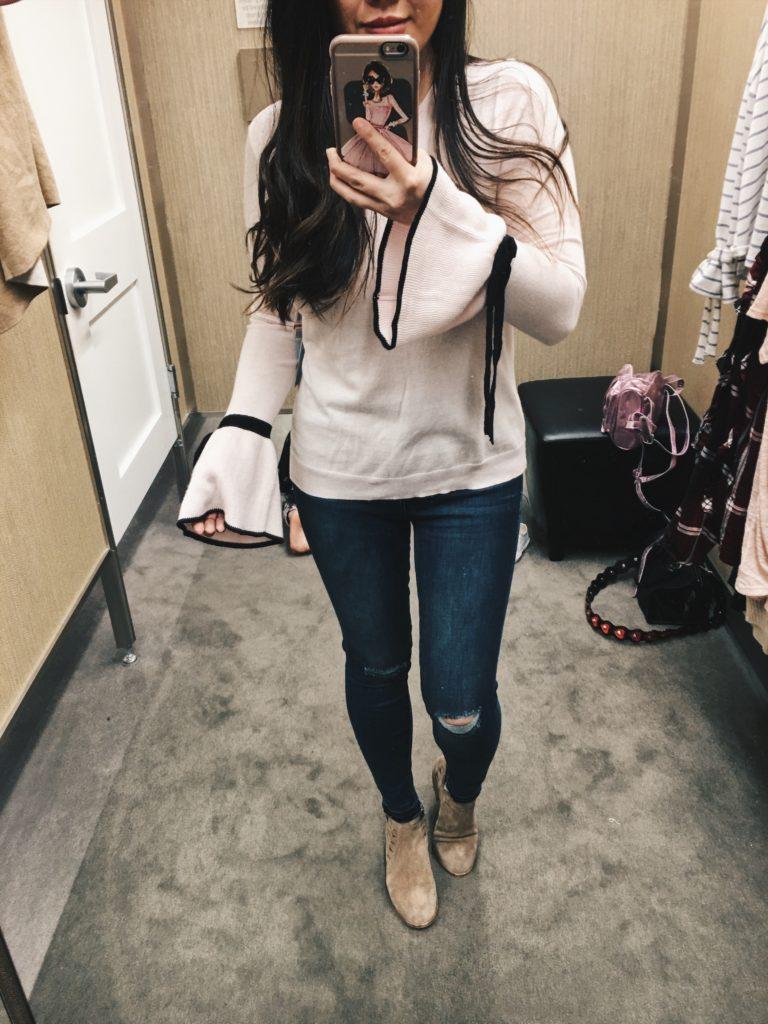 NordstromThanksgiving Sale-dressing room reviews