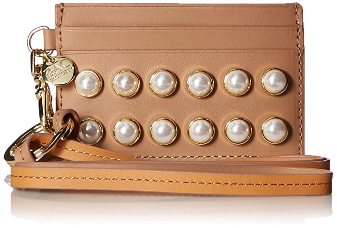 Pearl credit card holder