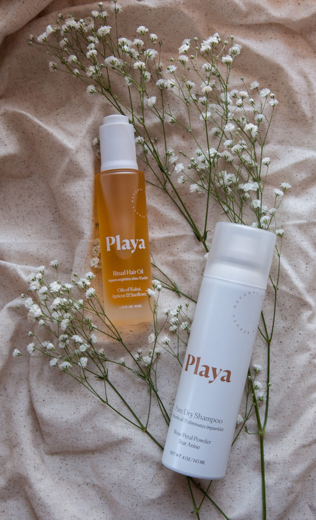 Playa Haircare Review