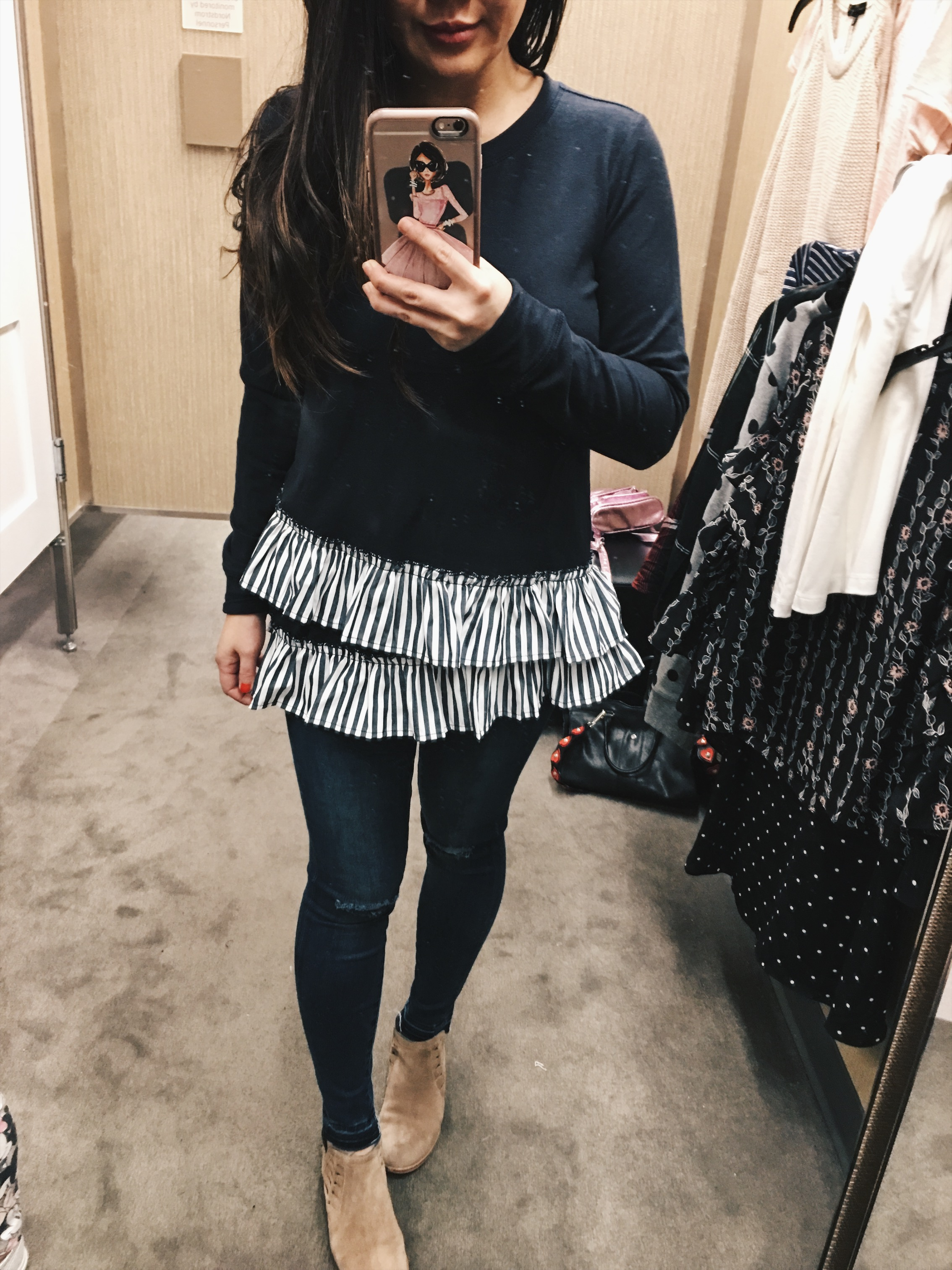 Nordstrom and J Crew Shopping Haul & Dressing Room Reviews