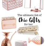 The ultimate list of CHIC GIFTS for her + $1,000 Nordstrom Giveaway!