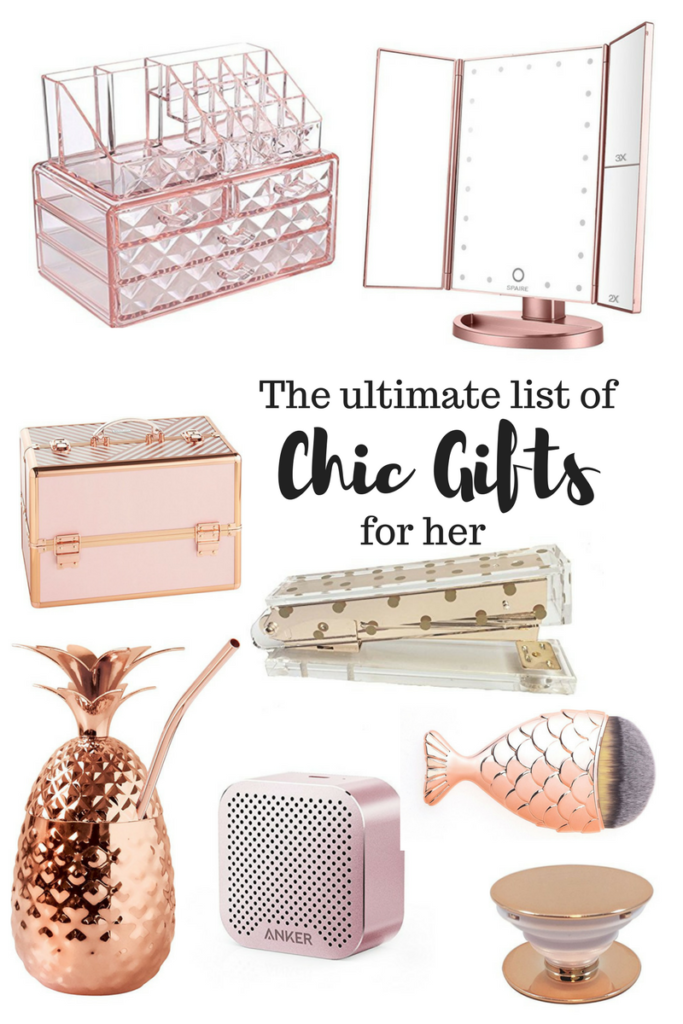 The ultimate list of chic gifts for her