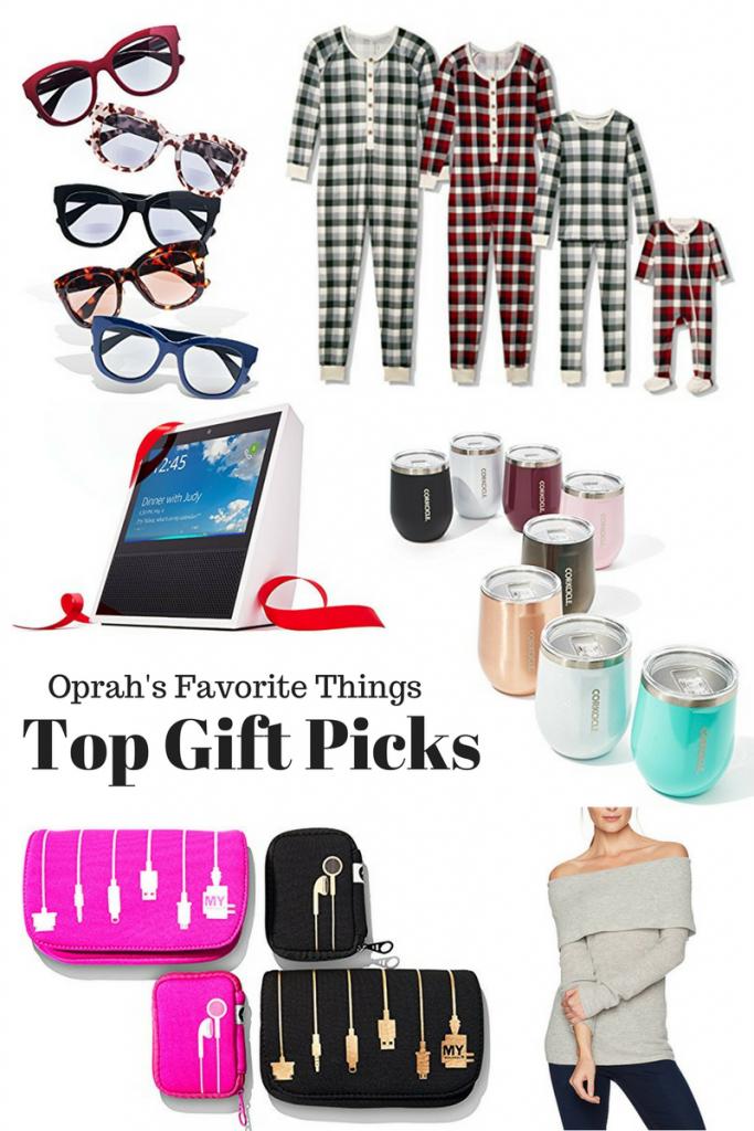 6a6c4ae7729 Oprah s favorite things - top gift picks on amazon