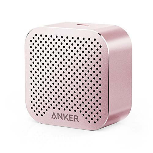 girly pink bluetooth speaker