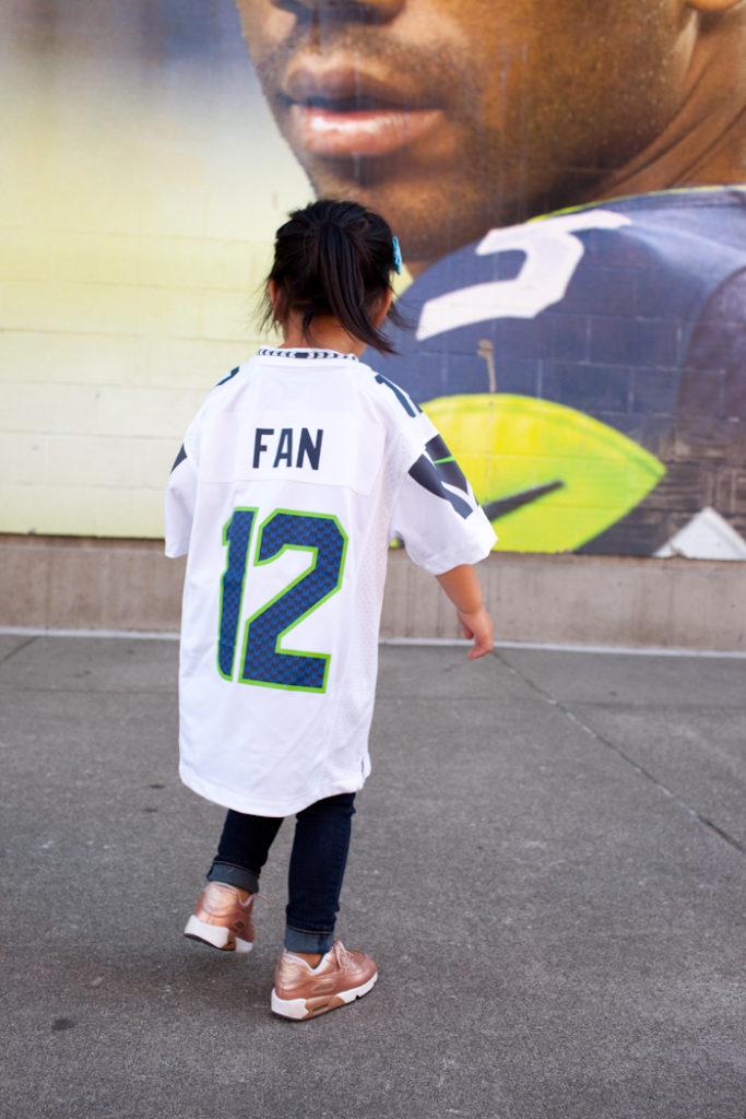 Seattle Seahawks Kids Styles