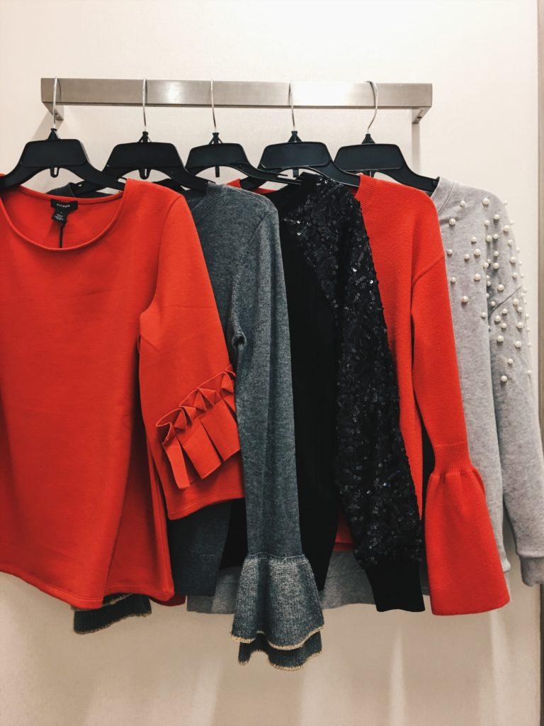 Nordstrom Winter Sweater Haul