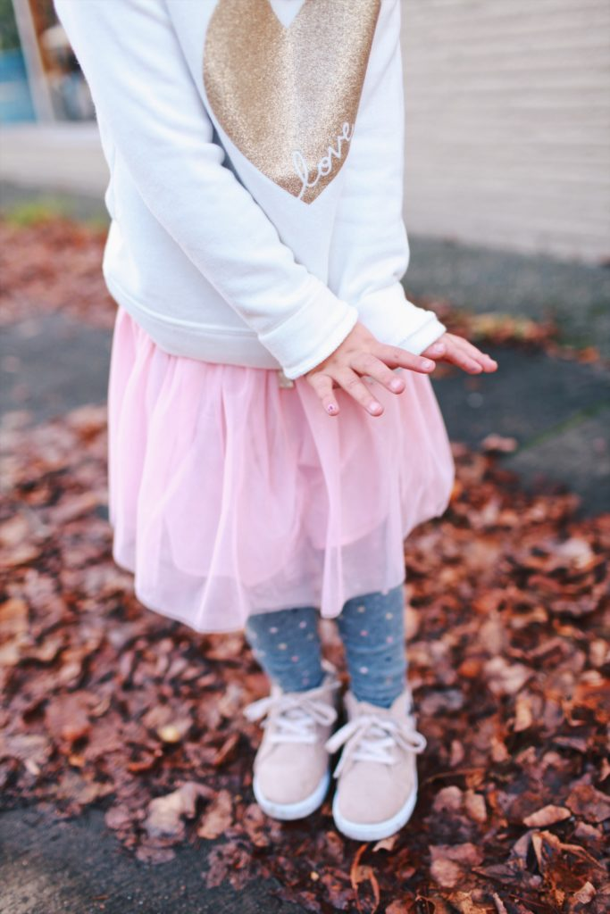 Kid's winter outfit inspiration