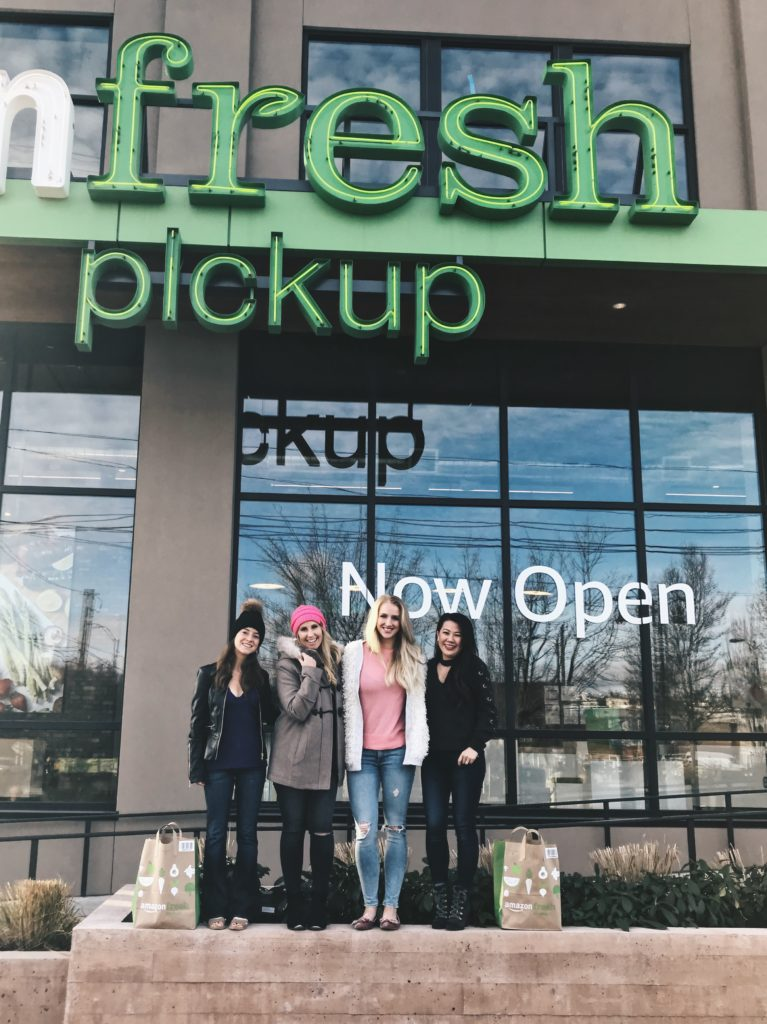 AmazonFresh Seattle Pickup