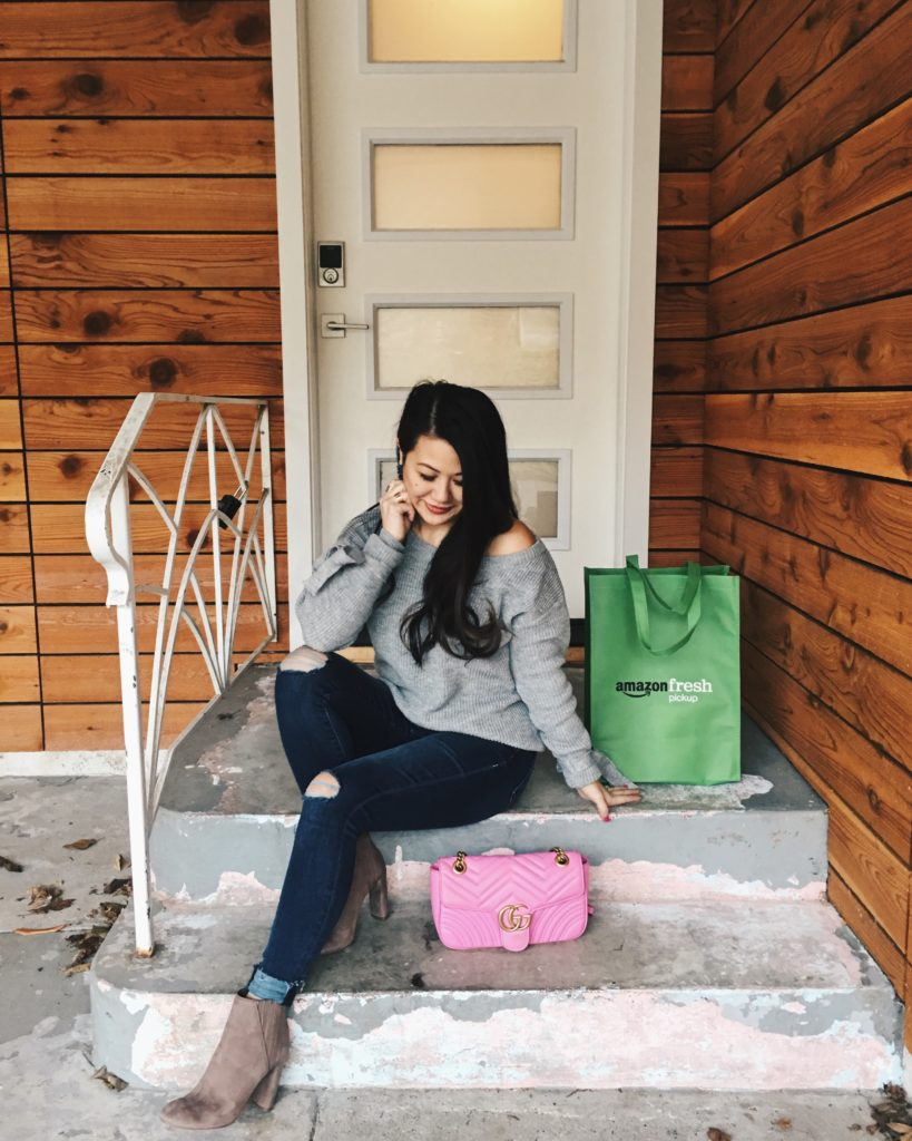 AmazonFresh Seattle Delivery Review