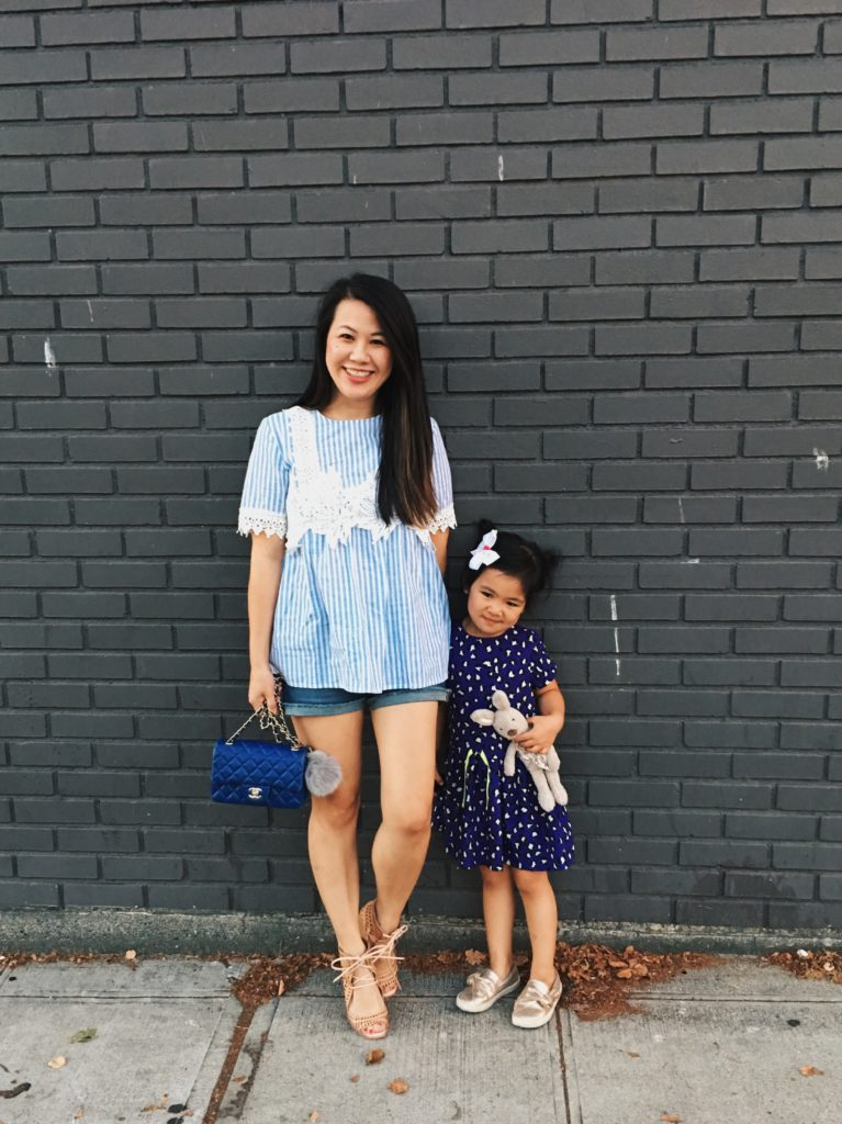 mommy and daughter summer outfits