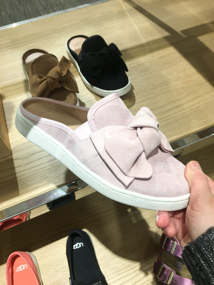 554a7143b6a ugg lucie bow sneaker - I am Style-ish