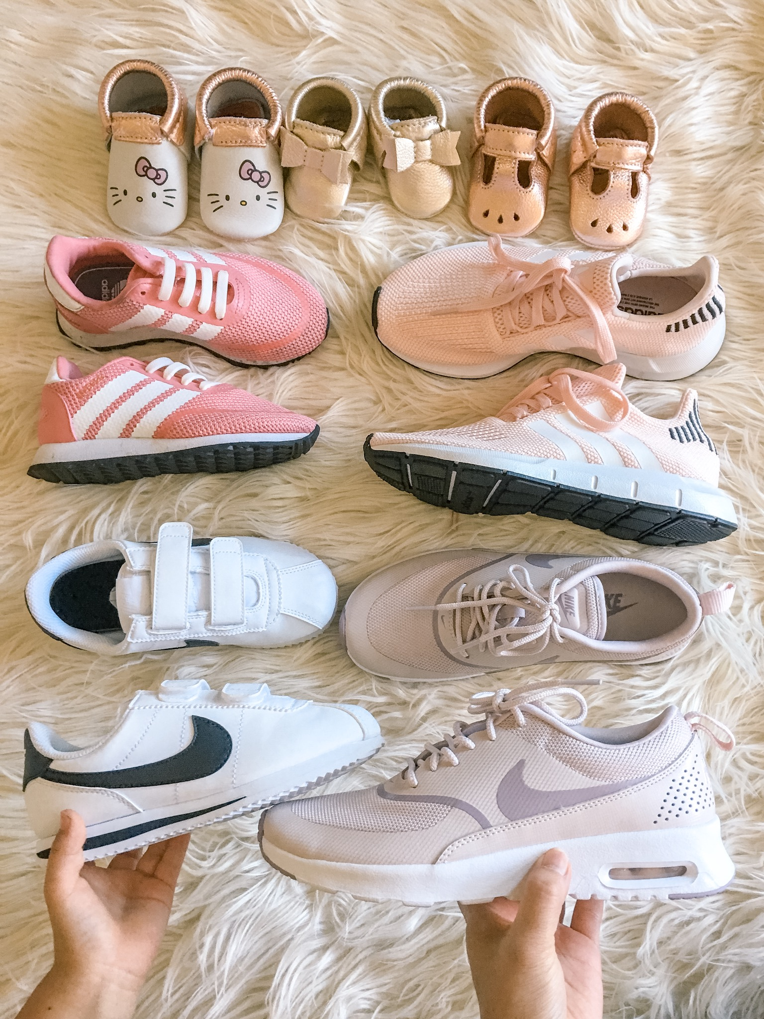 b199f066ec62 The best shoes to buy – Nordstrom Anniversary Sale 2018. Nike shoes for  mommy and daughter