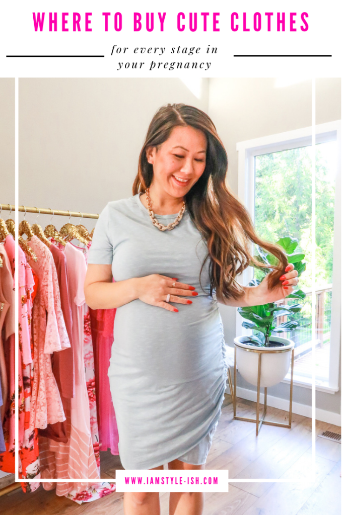 how to buy pregnancy clothes