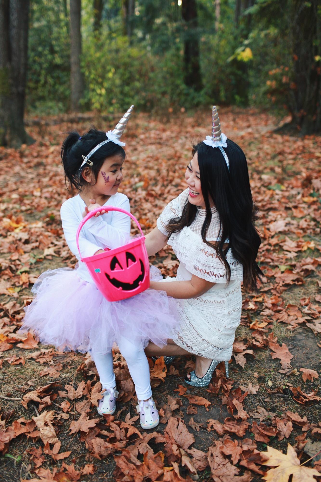 Cute & Simple DIY Halloween Costumes for moms