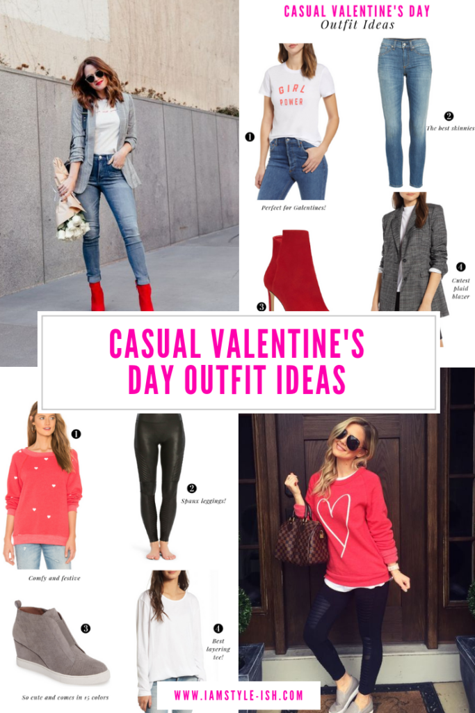 fashion style of 2019 great variety models best service Cute and Casual Valentine's Day Outfits