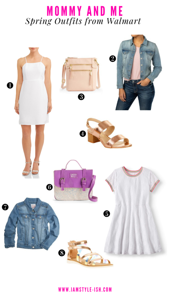 f653954f26 Stylish Mom and daughter outfit ideas from walmart